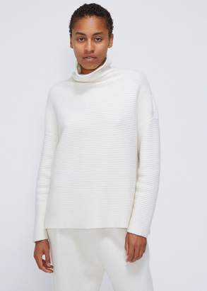 Oyuna Cashmere Ribbed Turtleneck