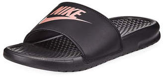 Nike Benassi Flat Pool Sandal