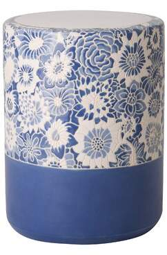 Emissary Home and Garden Fleur Stool Emissary Home and Garden