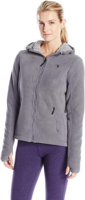 Champion Women's Fleece Jacket with Hood