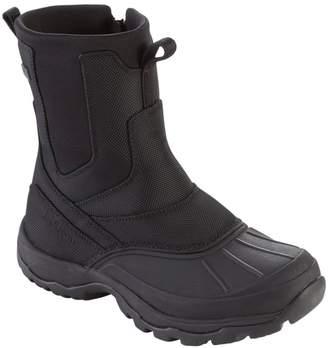 L.L. Bean L.L.Bean Men's Storm Chaser Side-Zip Boots, Ballistic Mesh