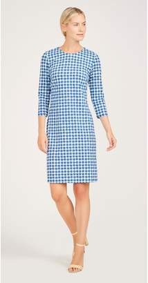J.Mclaughlin Sophia Dress in Seashrub