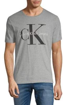 Calvin Klein Jeans Logo Cotton Tee