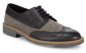 Canali Brogue Dress Shoes
