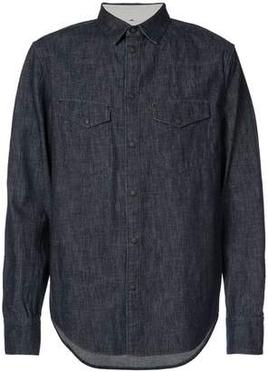 Rag & Bone western style longsleeved collared shirt