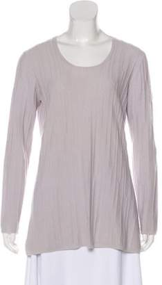 TSE Cashmere Lightweight Sweater grey Cashmere Lightweight Sweater