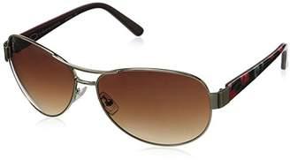 Oscar de la Renta Oscar by Women's Ssc4034 Aviator Sunglasses