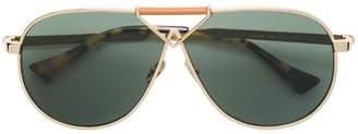 Altuzarra aviator frames sunglasses