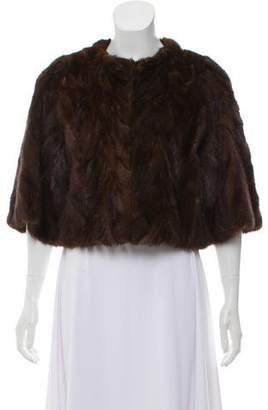 Pologeorgis Fur Mink Jacket