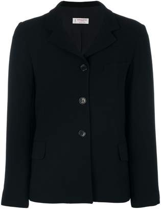 Alberto Biani tailored straight blazer