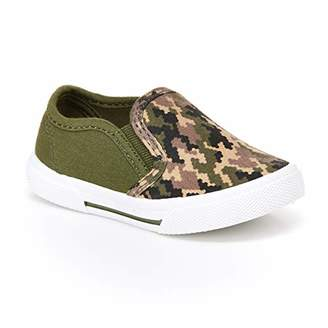 Carter's Simple Joys by Baby Boys' Phil Casual Slip-on Sneaker