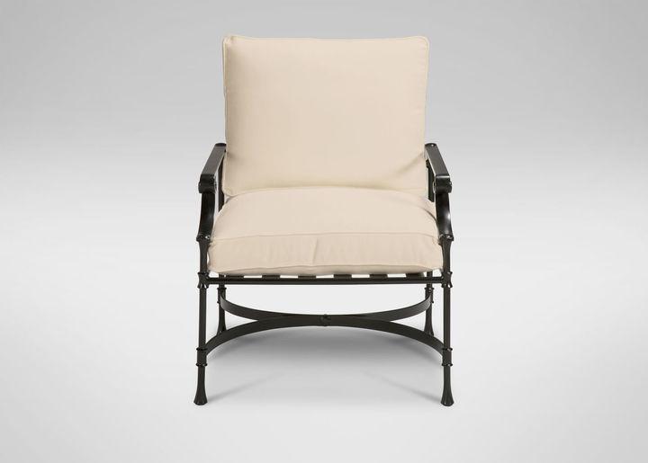 Ethan Allen Biscayne Club Chair