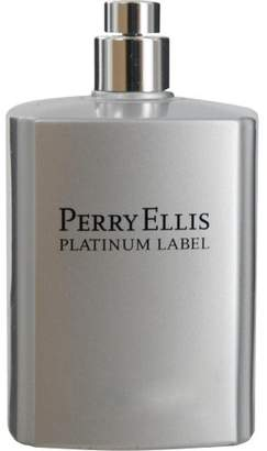 Perry Ellis Platinum Label By Edt Spray 3.4 Oz *tester