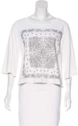 Amo Printed Long Sleeve Shirt