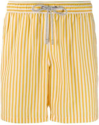 e11aa2490299e Bluemint Sunrise Line stripe swim shorts. Farfetch ...