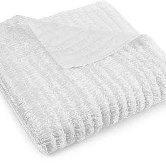 Hotel Collection CLOSEOUT! Finest Crescent Quilted Full/Queen Coverlet, Created for Macy's