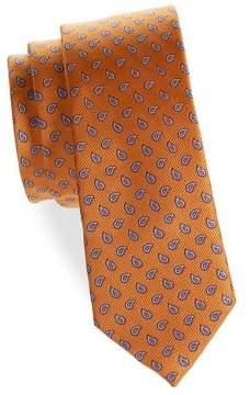 Lauren Ralph Lauren Boy's Paisley Silk Tie
