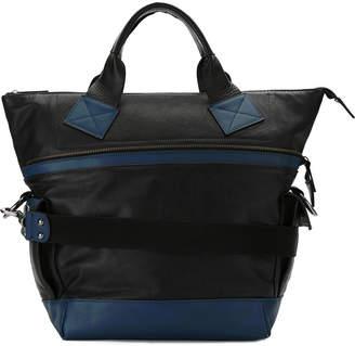 M·A·C Mara Mac panelled tote bag