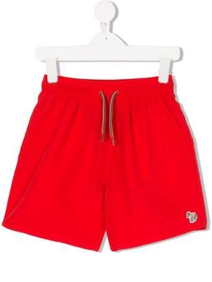 Paul Smith drawstring waist swim shorts