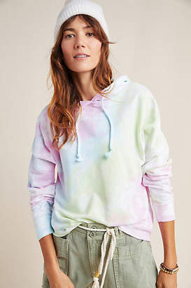 story. I Am My Cerise Tie-Dyed Hoodie