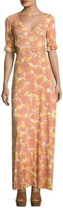 Rachel Pally Women's Finnie Printed Maxi Dress