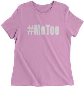 Me Too Expression Tees Womens #MeToo T-Shirt
