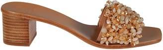 Tory Burch Crystal-embellished Sandals