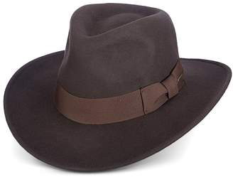 Men's Indiana Jones Wool Felt Fedora
