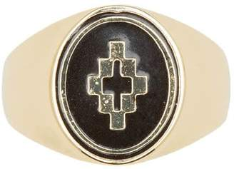 Marcelo Burlon County of Milan Cross Ring