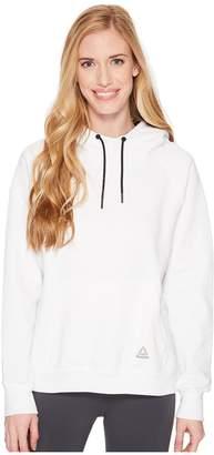 Reebok Workout Ready Cotton Series Over The Head Hoodie Women's Sweatshirt