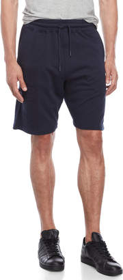 Fila Navy French Terry Shorts