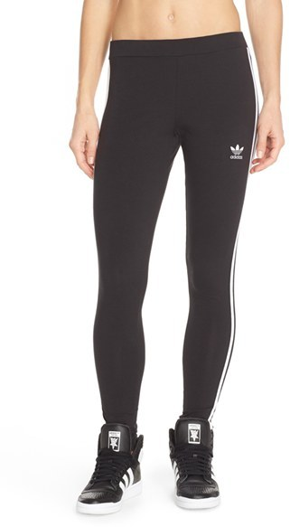 Women's Adidas Originals Logo Leggings