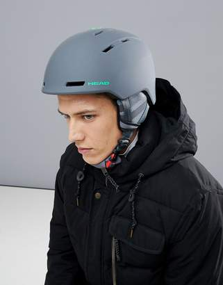 Head Varius Ski Helmet In Black