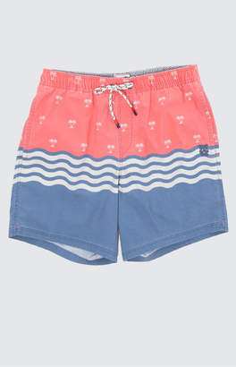 "Party Pants 29 Palms 16"" Swim Trunks"