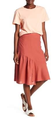 Abound Linen Skirt