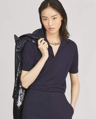 Ralph Lauren Slim Fit Cashmere Polo Shirt