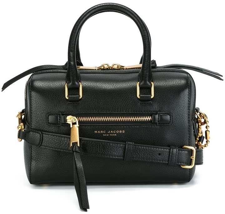 Marc Jacobs Marc Jacobs small 'Recruit' bauletto tote