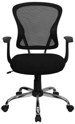STUDY Symple Stuff Clay Mid-Back Mesh Desk Chair