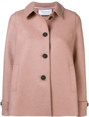 Harris Wharf London cropped jacket