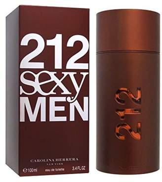 Carolina Herrera 212 Sexy Men by Eau de Toilette Spray