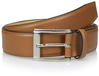 Leone Braconi Men's Leather Belt