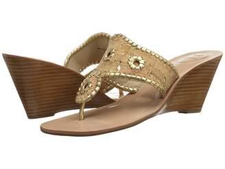 Jack Rogers Jacks High Wedge Women's Wedge Shoes