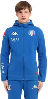 Kappa Fisi Italian Ski Team Sweatshirt