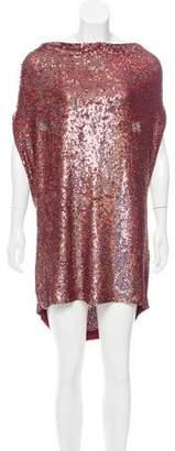 Walter Baker Sequin Mini Dress