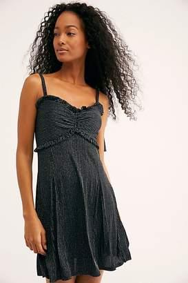 Shine Like This Mini Dress
