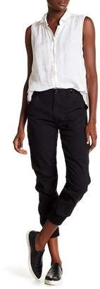 Vince Military Zip Joggers