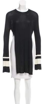 Ellery Bell Sleeve Sweater Tunic