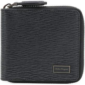 Salvatore Ferragamo zipped classic wallet
