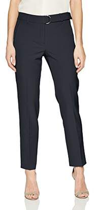 Adrianna Papell Women's Belted bi Stretch Pant