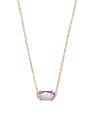 Kendra Scott Ever Pendant Necklace in Gold